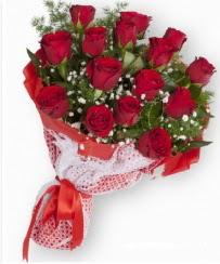11 adet kırmızı gül buketi  Bursa çiçek ucuz çiçek gönder