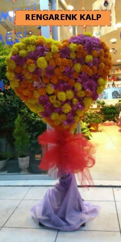 Ankara mevsim çiçeklerinden kalp perförje  Çiçekçi Bursa sitesi inegöl çiçek mağazası , çiçekçi adresleri