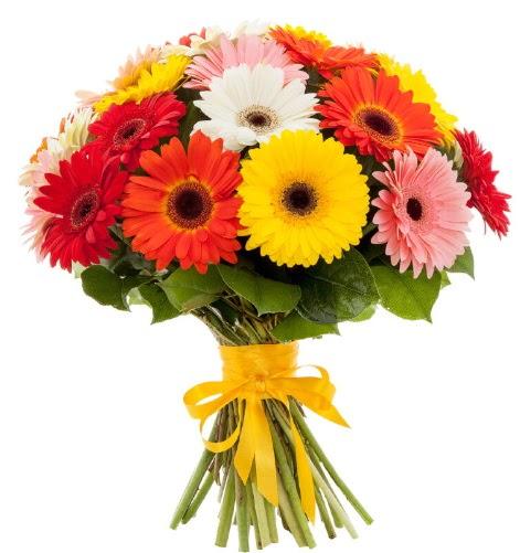 Gerbera demeti buketi  Bursa çiçekçi inegöl kaliteli taze ve ucuz çiçekler