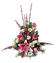 Bursadaki çiçekçiler bursaya çiçek yolla  mevsim çiçek tanzimi - anneler günü için seçim olabilir