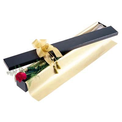Bursadaki çiçekçi nilüfer hediye çiçek yolla  tek kutu gül özel kutu