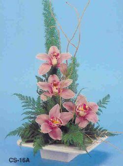 Çiçekçi Bursa sitesi inegöl çiçek mağazası , çiçekçi adresleri  vazoda 4 adet orkide