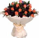 11 adet gonca gül buket   Çiçekçi Bursa sitesi nilüfer anneler günü çiçek yolla