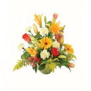 karisik renkli çiçekler tanzim   Çiçekçi Bursa sitesi nilüfer anneler günü çiçek yolla