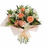 Bursa çiçek büyük orhan yurtiçi ve yurtdışı çiçek siparişi  karisik buket tanzimi demeti - anneler günü çiçek buketi -