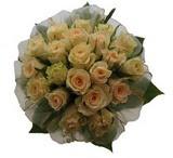 12 adet sari güllerden buket   Bursadaki çiçekçi nilüfer hediye çiçek yolla