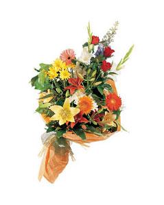 mevsim çiçekleri buketi   Bursadaki çiçekçi nilüfer hediye çiçek yolla