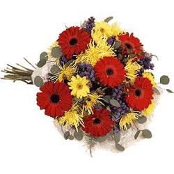 karisik mevsim demeti  Bursa çiçek ucuz çiçek gönder