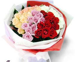SEVENLERE ÖZEL 51 ADET GÜL  Bursa çiçek siparişi