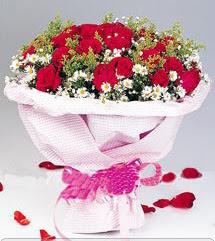 Bursa çiçek siparişi  12 ADET KIRMIZI GÜL BUKETI