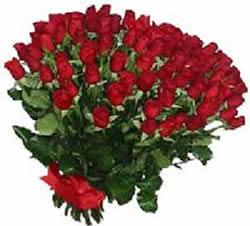 51 adet kirmizi gül buketi  Çiçekçi bursa çiçek firması