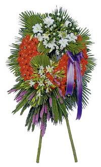 Bursadaki çiçekçiler bursaya çiçek yolla  cenaze çelengi