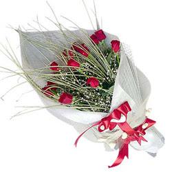 Bursa çiçekçi karacabey 14 şubat sevgililer günü çiçek  11 adet kirmizi gül buket- Her gönderim için ideal