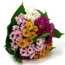 Çiçekçi Bursa sitesi inegöl çiçek mağazası , çiçekçi adresleri  Karisik kir çiçekleri demeti herkeze
