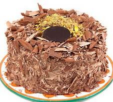 çikolatali 4 ile 6 kisilik yas pasta  Çiçekçi Bursa sitesi osmangazi internetten çiçek satışı