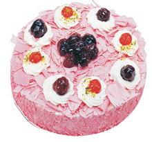 Sahane Tat yas pasta frambogazli yas pasta  Çiçekçi Bursa sitesi nilüfer anneler günü çiçek yolla