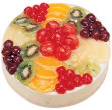 Hasbahçe yas pastasi 4 ile 6 kisilik  Online Bursa çiçekçi