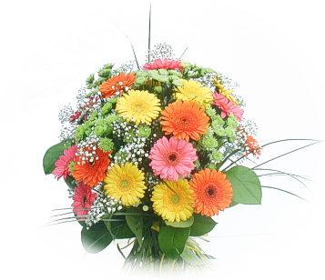 13 adet gerbera çiçegi buketi  Çiçekçi Bursa sitesi orhangazi çiçek satışı