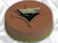 pasta siparisi 4 ile 6 kisilik yas pasta çikolata yaspasta  Çiçekçi Bursa sitesi nilüfer çiçek siparişi vermek