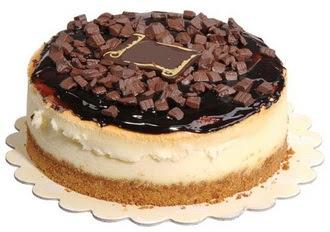 pasta yolla 4 ile 6 kisilik çikolatali yas pasta  Çiçekçi Bursa sitesi orhangazi çiçek satışı