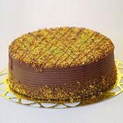 sanatsal pastaci 4 ile 6 kisilik krokan çikolatali yas pasta  Bursadaki çiçekçiler bursaya çiçek yolla