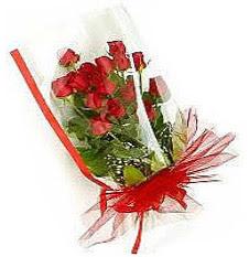 13 adet kirmizi gül buketi sevilenlere  Bursa çiçek karacabey çiçekçi telefonları