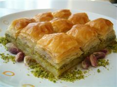 tatli siparisi essiz lezzette 1 kilo fistikli baklava  Online Bursa çiçekçi