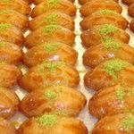 online pastaci Essiz lezzette 1 kilo Sekerpare  Çiçekçi bursa çiçek firması