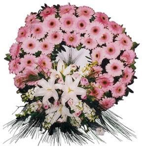 Cenaze çelengi cenaze çiçekleri  Bursa çiçek karacabey çiçekçi telefonları