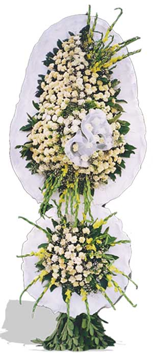 Dügün nikah açilis çiçekleri sepet modeli  Çiçekçi Bursa sitesi nilüfer anneler günü çiçek yolla