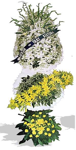 Dügün nikah açilis çiçekleri sepet modeli  Bursa çiçek büyük orhan yurtiçi ve yurtdışı çiçek siparişi
