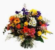 Online Bursa çiçekçi  Tüm çiçeklerden mevsim buketi