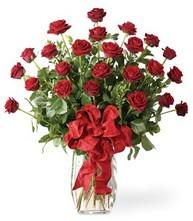Sevgilime sıradışı hediye güller 24 gül  Çiçekçi Bursa sitesi gemlik güvenli kaliteli hızlı çiçek