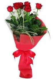 Çiçek yolla sitesinden 7 adet kırmızı gül  Bursa çiçek siparişi
