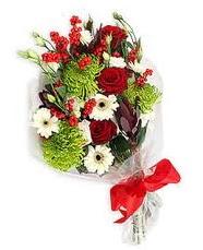 Kız arkadaşıma hediye mevsim demeti  Çiçekçi Bursa sitesi orhangazi çiçek satışı