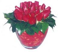Bursadaki çiçekçiler bursaya çiçek yolla  11 adet kaliteli kirmizi gül - anneler günü seçimi ideal