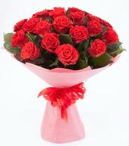 12 adet kırmızı gül buketi  Online Bursa çiçekçi