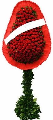 Tek katlı görsel düğün nikah açılış çiçeği  Bursa çiçek siparişi