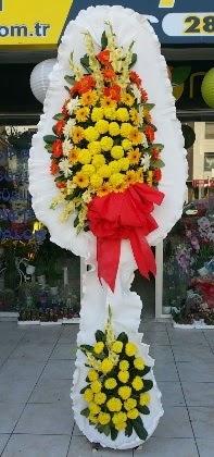 Çift katlı düğün nikah açılış çiçeği  Bursa çiçek kestel uluslararası çiçek gönderme