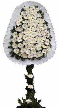 Tek katlı düğün nikah açılış çiçek modeli  Online Bursa çiçekçi