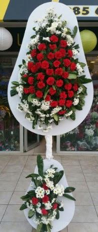 2 katlı nikah çiçeği düğün çiçeği  Bursa çiçek iznik çiçek online çiçek siparişi