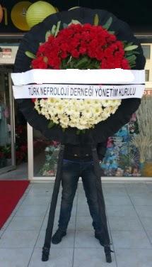 Cenaze çiçek modeli  Online Bursa çiçekçi