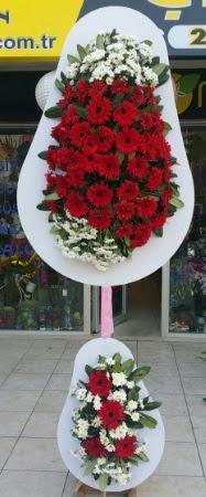 Çift katlı düğün nikah işyeri açılış çiçeği  Bursa çiçekçiler nilüfer cicekciler , cicek siparisi