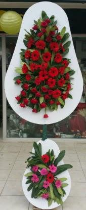 Çift katlı düğün nikah açılış çiçek modeli  Bursadaki çiçekçi bursaya çiçek