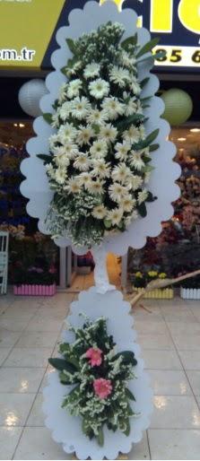 Çift katlı düğün nikah açılış çiçeği  Çiçekçi Bursa sitesi inegöl çiçek mağazası , çiçekçi adresleri