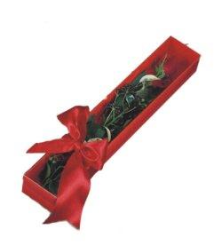 Bursa çiçekçiler orhaneli çiçekçiler  tek kutu gül sade ve sik