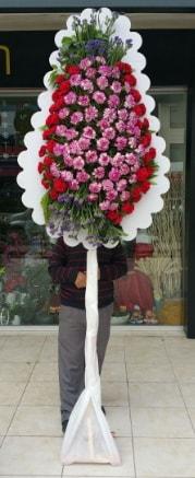 Tekli düğün nikah açılış çiçek modeli  Bursa çiçekçi inegöl kaliteli taze ve ucuz çiçekler