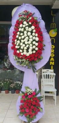 Çift katlı işyeri açılış çiçek modeli  Bursa çiçek yolla osmangazi online çiçekçi , çiçek siparişi