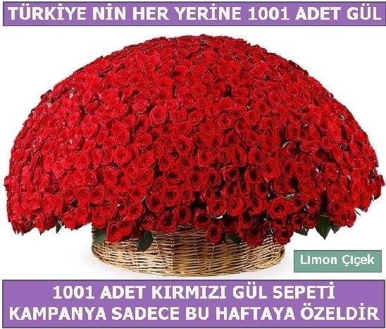 1001 Adet kırmızı gül Bu haftaya özel  Bursa çiçekçiler nilüfer cicekciler , cicek siparisi