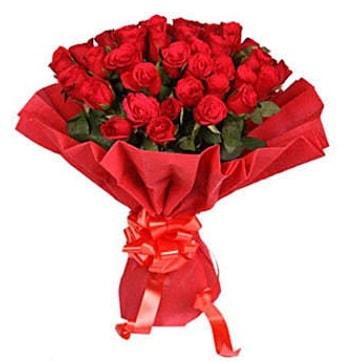 41 adet gülden görsel buket  Bursa çiçekçi inegöl kaliteli taze ve ucuz çiçekler